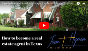 How to get your real estate license in Texas!