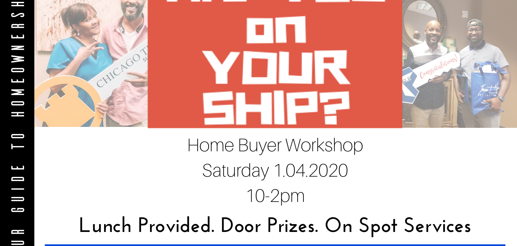 One time only home buyer workshop!! ($99 value)